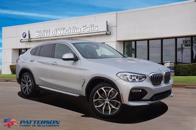 2019 BMW X4 xDRIVE30i SPORT LOANER VEHICLE