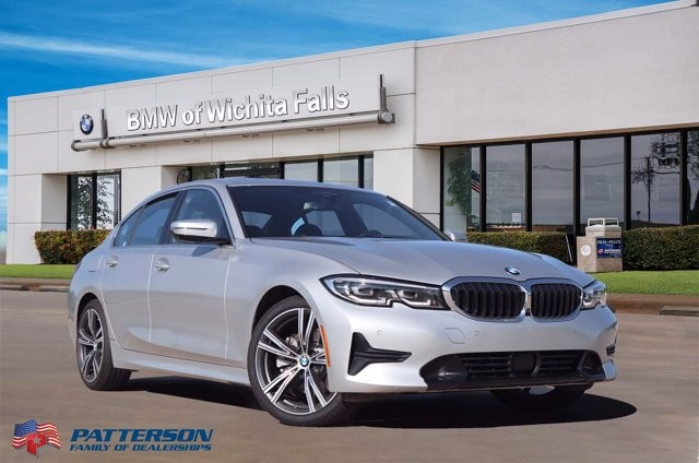 2019 BMW 3 SERIES 330i SEDAN LOANER VEHICLE