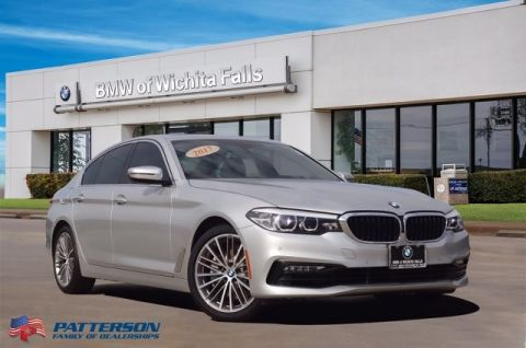 2017 BMW 5 Series 4DR SDN 530I